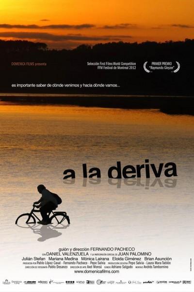 Caratula, cartel, poster o portada de A la deriva