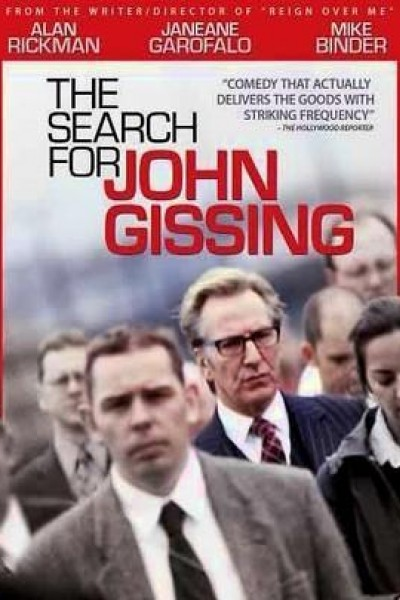 Caratula, cartel, poster o portada de The Search for John Gissing