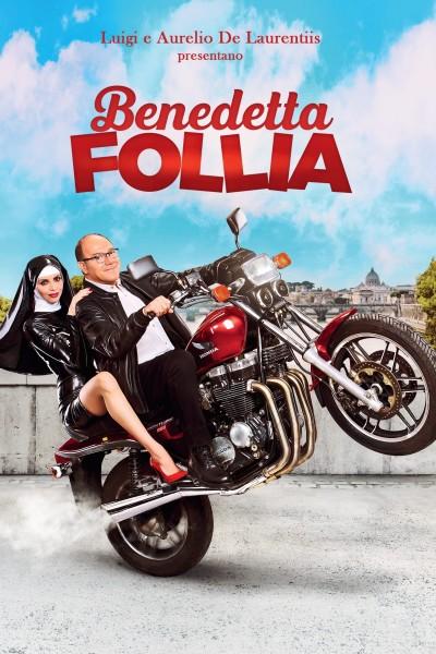 Caratula, cartel, poster o portada de Bendita locura