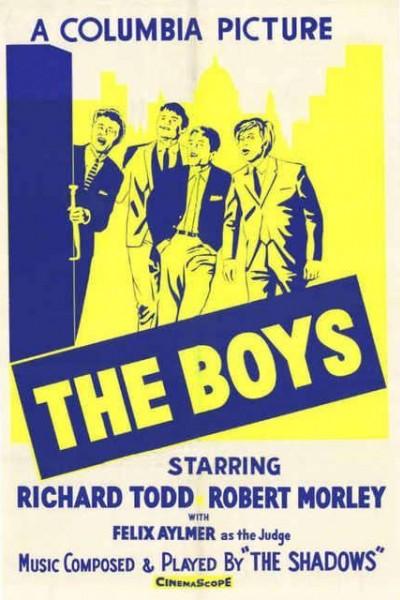Caratula, cartel, poster o portada de The Boys
