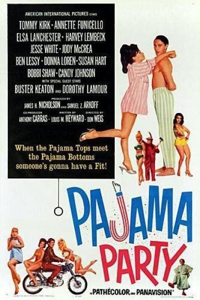 Caratula, cartel, poster o portada de El club del pijama