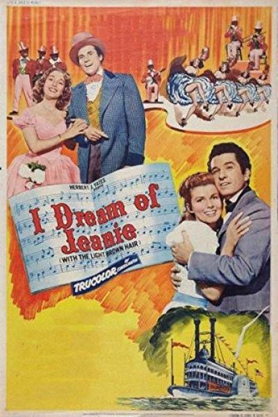 Caratula, cartel, poster o portada de Sueño con Jeanie