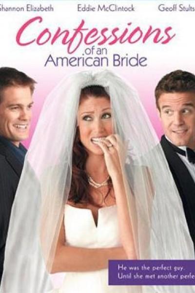 Caratula, cartel, poster o portada de Confesiones de una novia americana