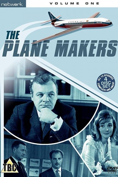 Caratula, cartel, poster o portada de The Plane Makers