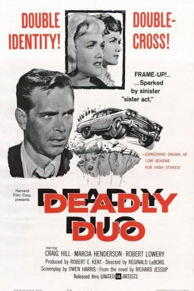 Caratula, cartel, poster o portada de Deadly Duo