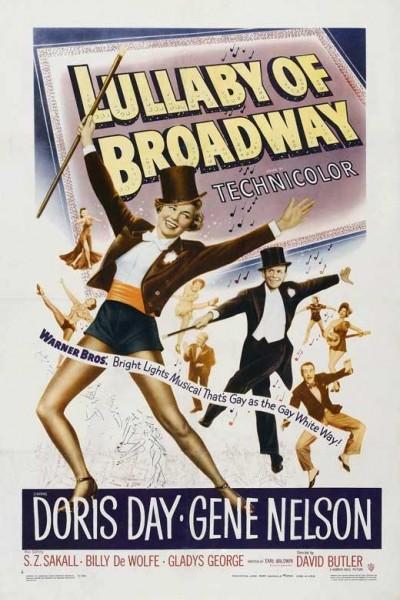 Caratula, cartel, poster o portada de Nana de Broadway.