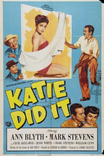 Caratula, cartel, poster o portada de Katie Did It