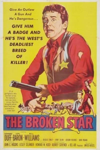 Caratula, cartel, poster o portada de El sheriff corrupto