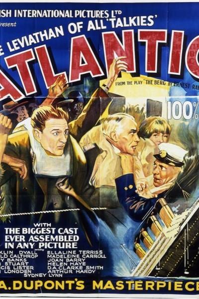 Caratula, cartel, poster o portada de Titanic: Disaster in the Atlantic
