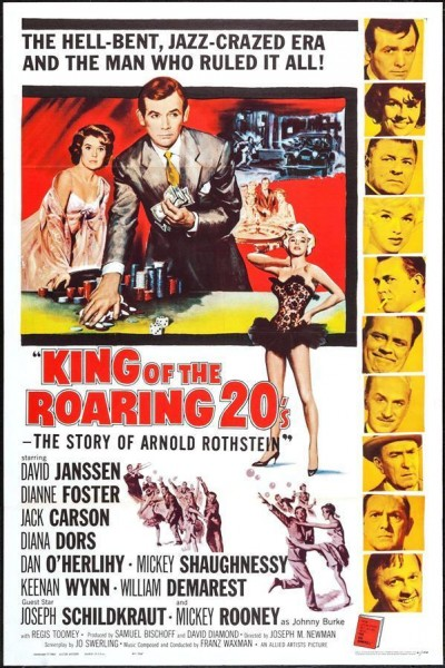 Caratula, cartel, poster o portada de King of the Roaring 20\'s: The Story of Arnold Rothstein