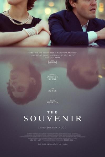 Caratula, cartel, poster o portada de The Souvenir