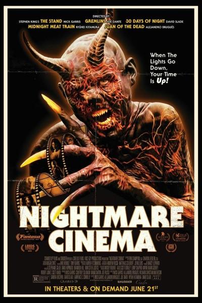 Caratula, cartel, poster o portada de Nightmare Cinema