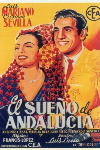 Caratula, cartel, poster o portada de El sueño de Andalucía