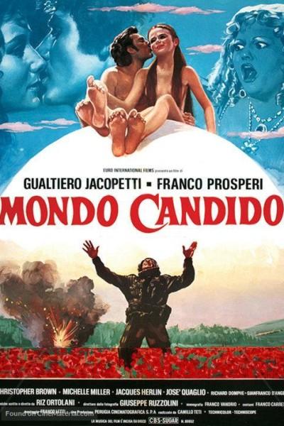 Caratula, cartel, poster o portada de Mondo Candido