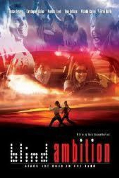 Caratula, cartel, poster o portada de Ambición ciega