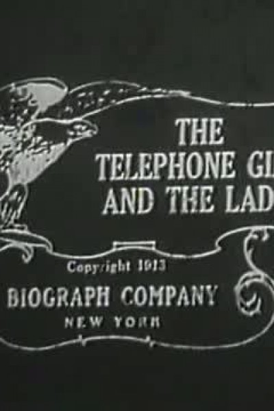 Caratula, cartel, poster o portada de The Telephone Girl and the Lady