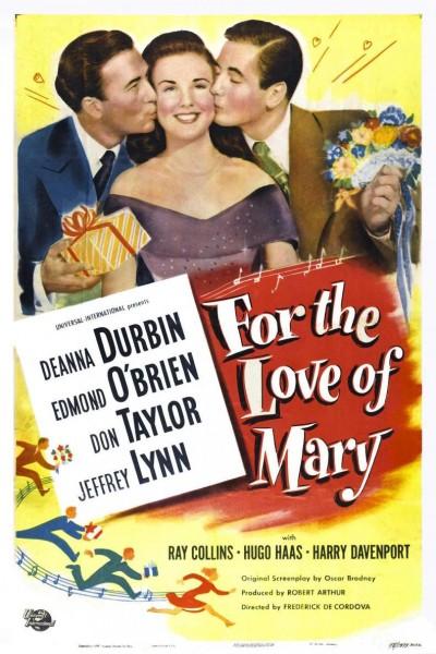 Caratula, cartel, poster o portada de Por el amor de Mary