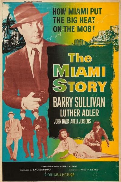 Caratula, cartel, poster o portada de The Miami Story