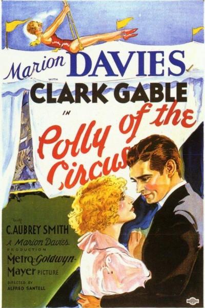 Caratula, cartel, poster o portada de Polly, la chica del circo