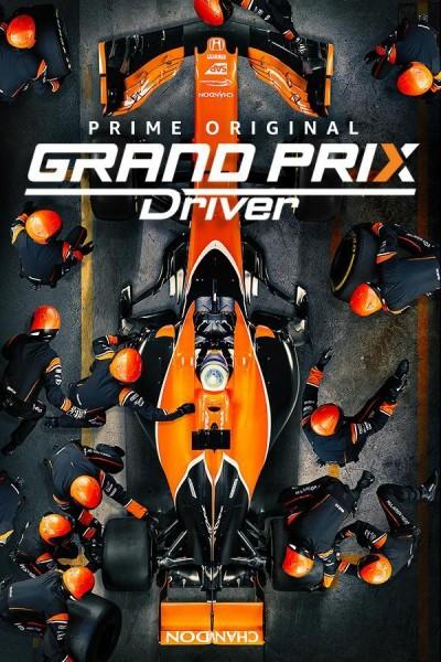 Caratula, cartel, poster o portada de Grand Prix Driver