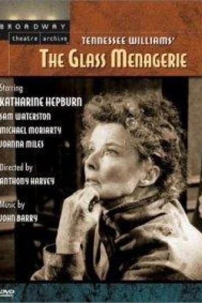 Caratula, cartel, poster o portada de El zoo de cristal