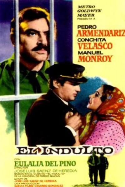Caratula, cartel, poster o portada de El indulto