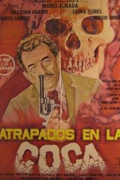 Caratula, cartel, poster o portada de Atrapados en la coca