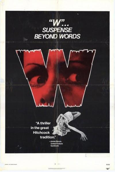 Caratula, cartel, poster o portada de W
