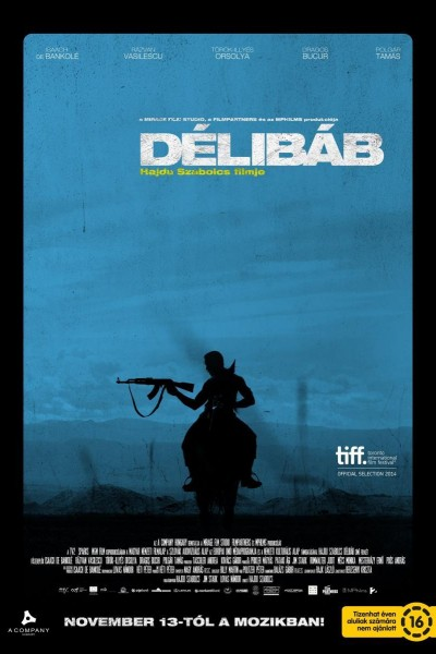 Caratula, cartel, poster o portada de Délibáb