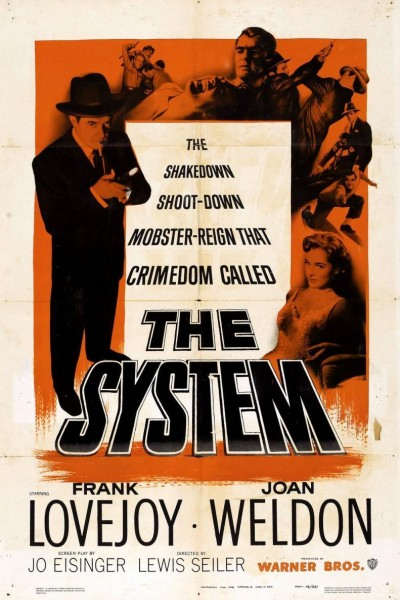 Caratula, cartel, poster o portada de The System