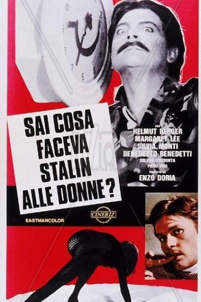 Caratula, cartel, poster o portada de Sai cosa faceva Stalin alle donne?
