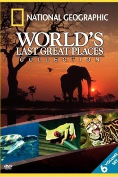 Caratula, cartel, poster o portada de National Geographic Specials