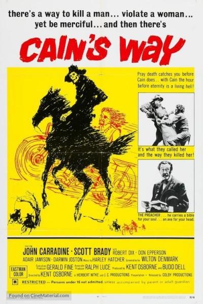Caratula, cartel, poster o portada de El camino de Caín