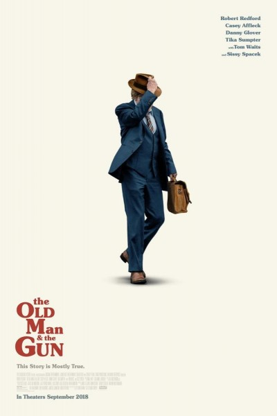 Caratula, cartel, poster o portada de The Old Man & the Gun