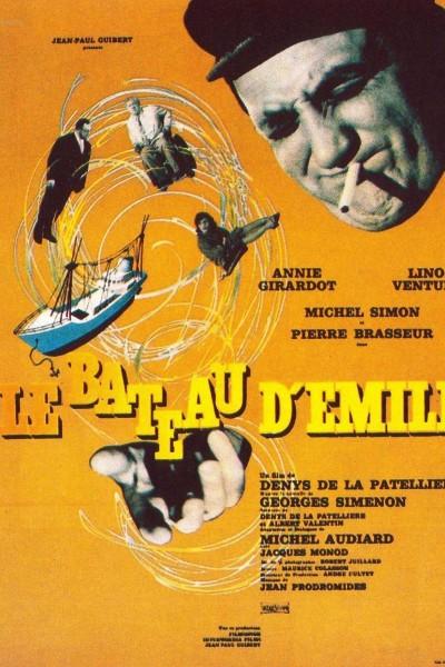 Caratula, cartel, poster o portada de Le bateau d\'Émile