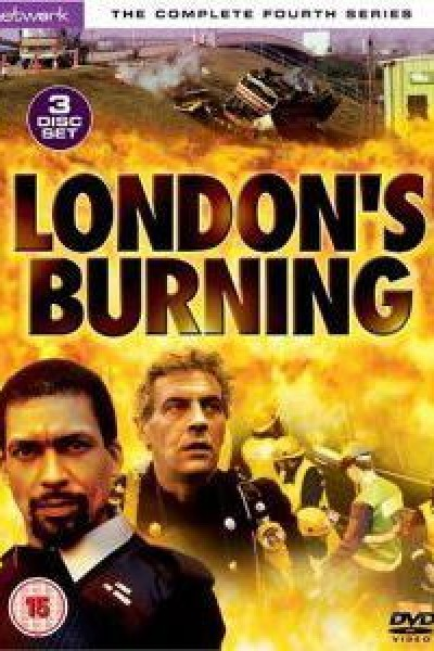 Caratula, cartel, poster o portada de London\'s Burning