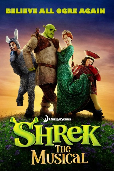 Caratula, cartel, poster o portada de Shrek the Musical