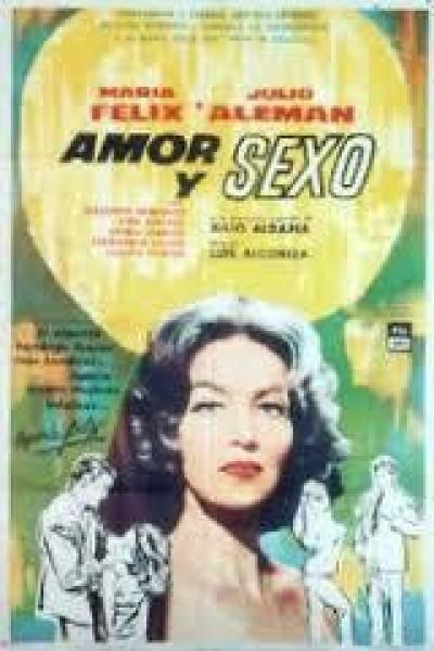 Caratula, cartel, poster o portada de Amor y sexo