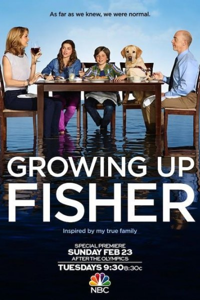 Caratula, cartel, poster o portada de Growing Up Fisher