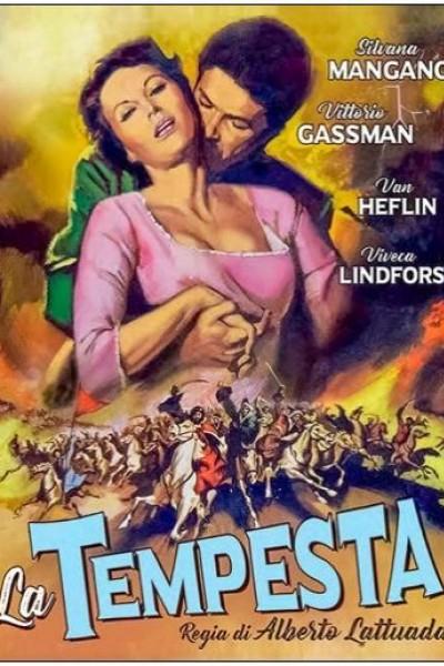 Caratula, cartel, poster o portada de ¡Tempestad!
