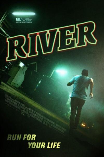 Caratula, cartel, poster o portada de River