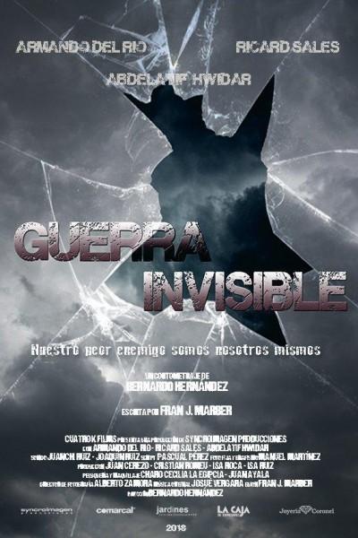 Caratula, cartel, poster o portada de Guerra invisible