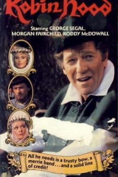 Caratula, cartel, poster o portada de The Zany Adventures of Robin Hood