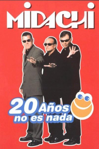 Caratula, cartel, poster o portada de Midachi TV