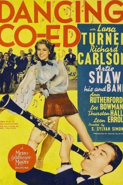 Caratula, cartel, poster o portada de Dancing Co-Ed