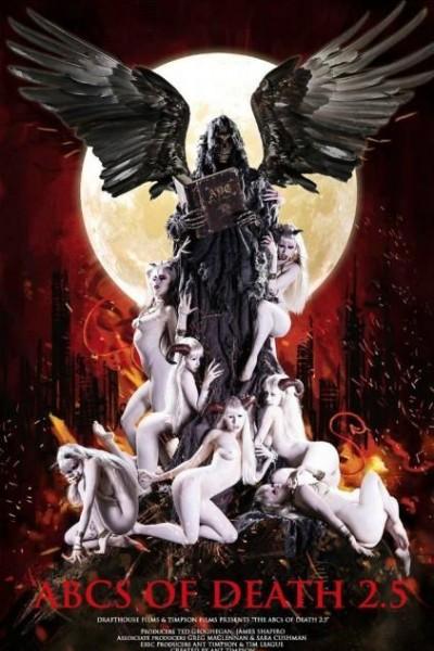 Caratula, cartel, poster o portada de ABCs of Death 2.5