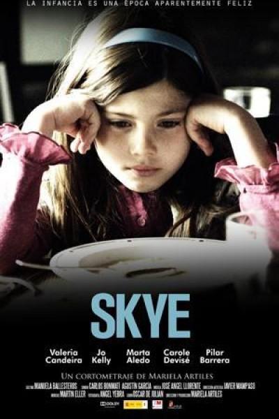 Caratula, cartel, poster o portada de Skye