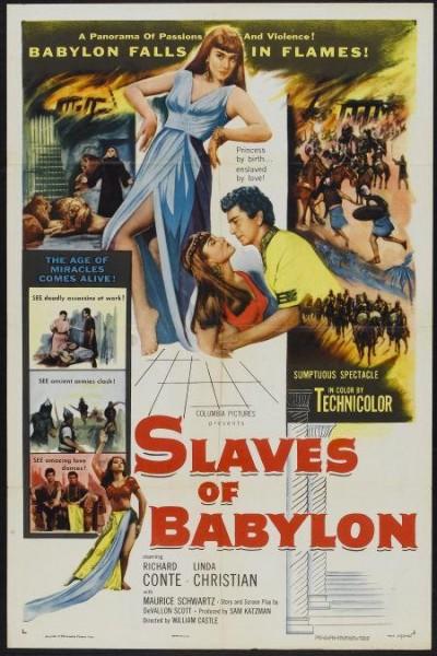 Caratula, cartel, poster o portada de Slaves of Babylon