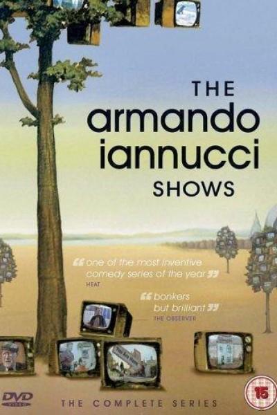 Caratula, cartel, poster o portada de The Armando Iannucci Shows