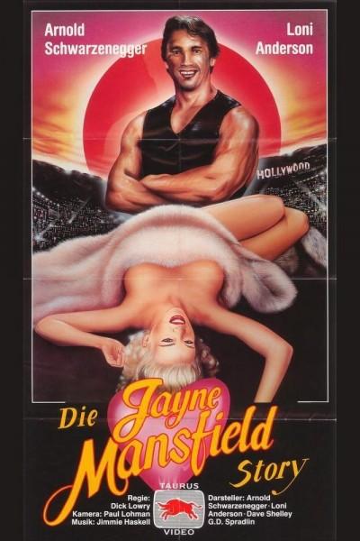 Caratula, cartel, poster o portada de La historia de Jayne Mansfield